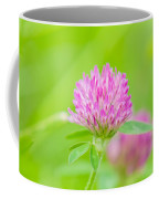 Red Clover Coffee Mug