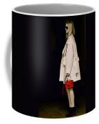 Red Clutch Coffee Mug