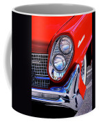 Red Hot Continental Palm Springs Coffee Mug