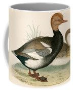 Red Crested Whistling Duck Coffee Mug