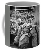 Red Cross: Mail, 1940 Coffee Mug