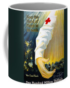 Red Cross Poster, 1918 Coffee Mug