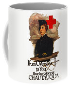Red Cross Poster, C1919 Coffee Mug