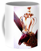 Red Crow Coffee Mug