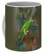 Red-crowned Amazon Coffee Mug