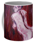 Red Curtains - Nudes Gallery Coffee Mug