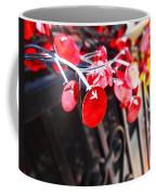 Red Decorations Coffee Mug