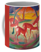 Red Deer 1 Coffee Mug