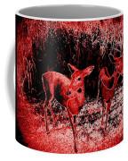 Red Deer Coffee Mug