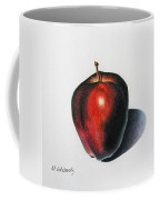 Red Delicious Apple Coffee Mug