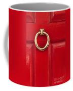 Red Door 02 Coffee Mug