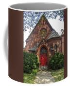 Red Door Church Coffee Mug