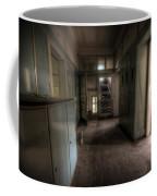 Red Door Open Coffee Mug