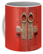 Red Doors 02 Coffee Mug
