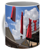 Red Dress Lineup  Coffee Mug