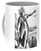Red Eagle, William Weatherford, Creek Coffee Mug
