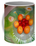 Red Eggs And Oranges Coffee Mug