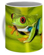 Red-eyed Treefrog Coffee Mug