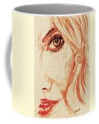 Red Eyes.  Coffee Mug