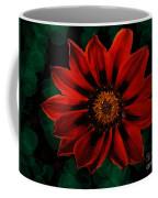 Red Flower Coffee Mug