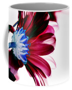 Red Flower Coffee Mug