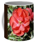 Red Flower I Coffee Mug