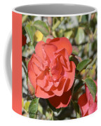 Red Flower IIi Coffee Mug