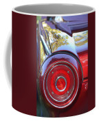 Red Ford Tailight Coffee Mug