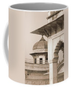 Red Fort Coffee Mug