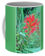 Red Gift Coffee Mug