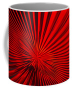 Red Glass Abstract 6 Coffee Mug