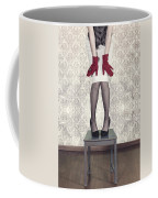 Red Gloves Coffee Mug
