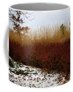 Red Gold Hedge Coffee Mug