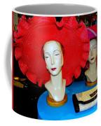 Red Hats Coffee Mug