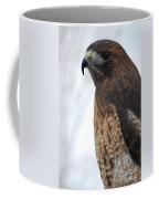 Red Hawk I Coffee Mug