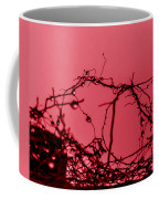 Red Haze Coffee Mug