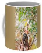 Red Headed Woodpecker Coffee Mug