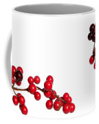 Red Holly Coffee Mug
