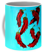 Red Hot Chili Peppers Coffee Mug