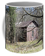 Red House Coffee Mug