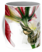 Red Iris Coffee Mug