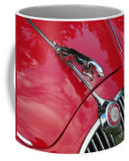 Red Jaguar 3.8 Coffee Mug