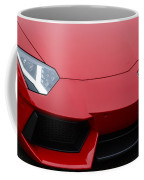 Red Lamborghini Coffee Mug