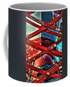 Red Lift Coffee Mug