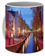 Red Light District In Amsterdam Coffee Mug