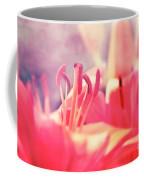 Red Lilies  Coffee Mug