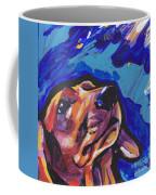 Red Long And Strong Coffee Mug