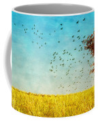 Red Maple Coffee Mug