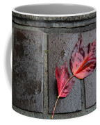 Red Maple Bricks Coffee Mug
