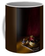 Red Masque Coffee Mug
